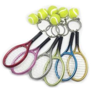 Llavero Raqueta tenis