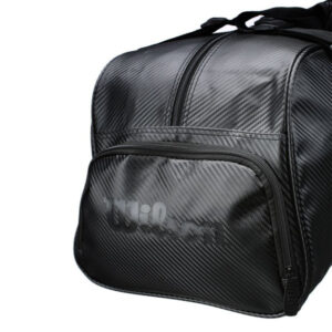 Wilson Black Duffle Bag