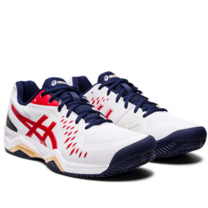 Asics Gel Challenger White/Red