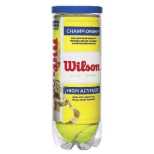 Wilson Championship High Altitude