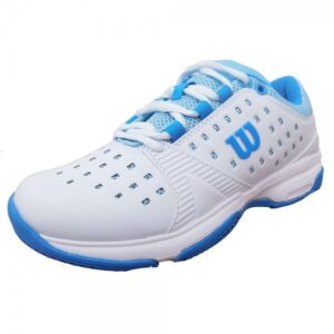 Wilson Set Woman White/sky Blue