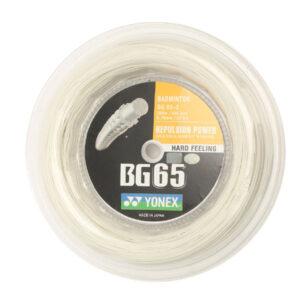 Cuerda Badminton Yonex BG 65