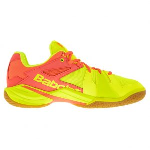 Babolat Shadow Spirit Woman -Las zapatillas de tenis Babolat para mujer Shadow Spirit Indoorofrecen el soporte, la tracción y la durabilidad que requieren los deportes de raqueta en interiores.