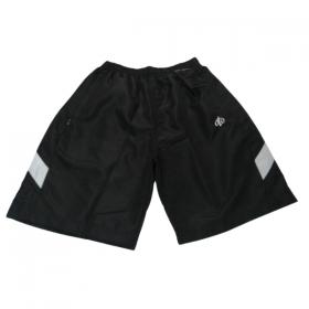Pantaloneta Oto Negro/Gris